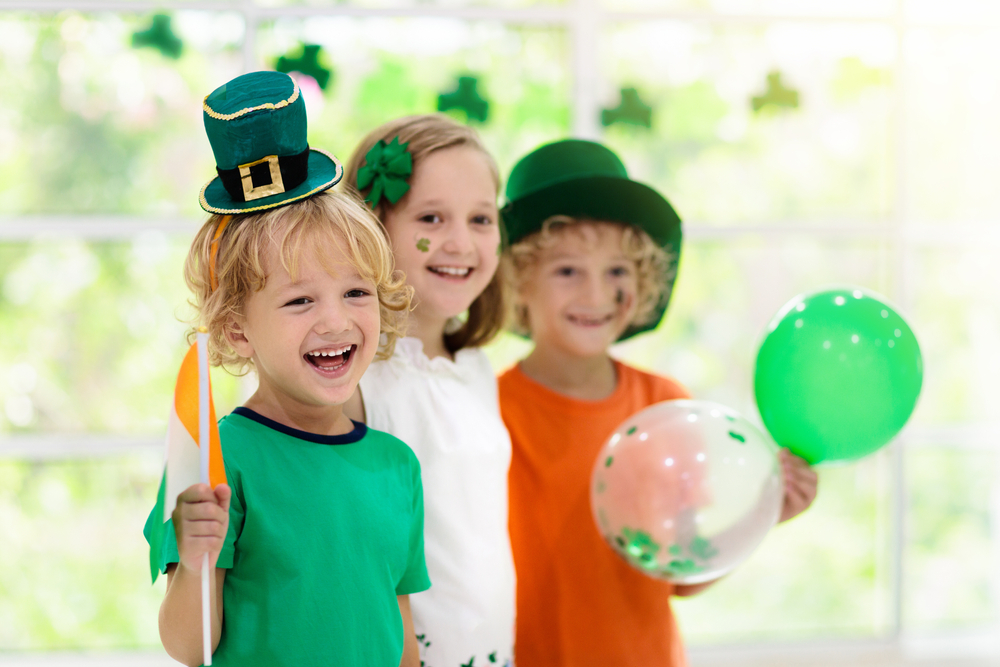 Family-Friendly St. Patrick's Day
